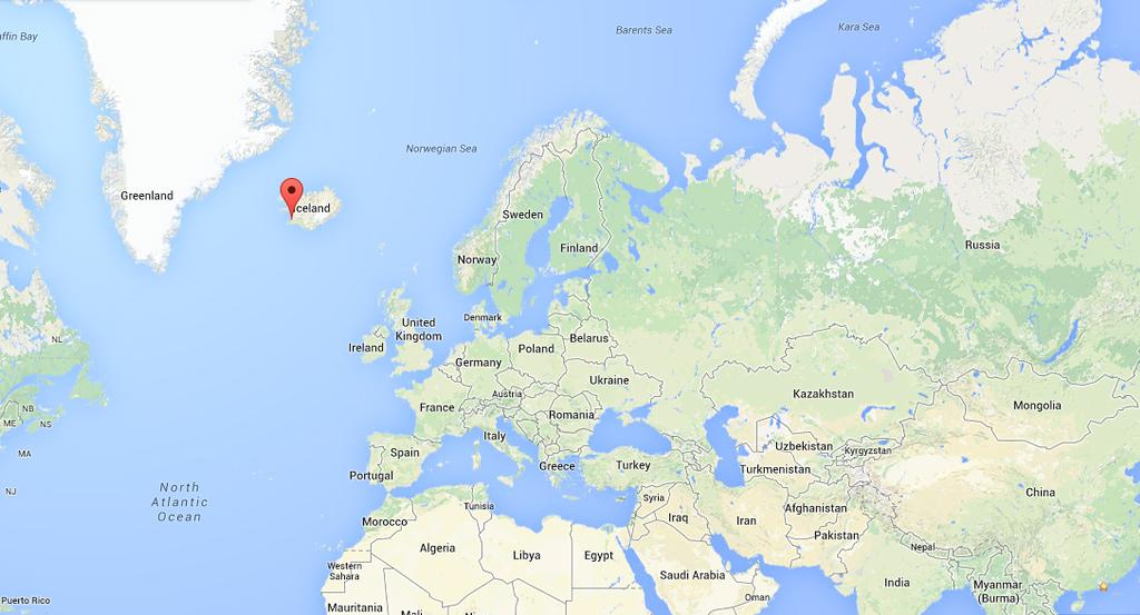 reykjavik-map