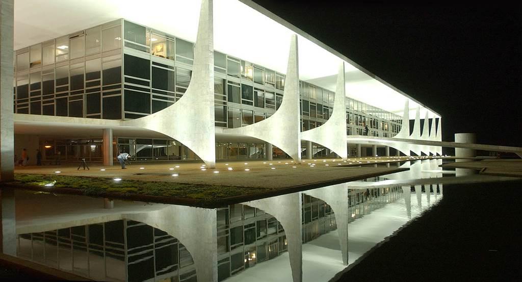 brazil president residence
