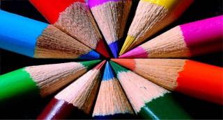 color pensils