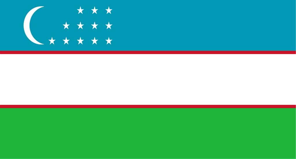 uzubeki flag